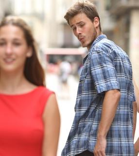 Какой тебя видят мужчины