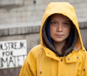 Грета Тунберг уверена, что эко-активисты не нуждаются в наградах