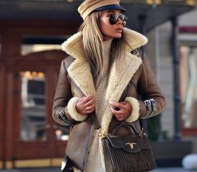 6 модных нарядов для зимы