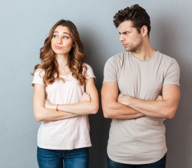 5 фраз, которые женщина не должна говорить мужчине