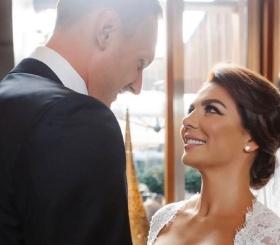 Тайная свадьба Анны Седоковой и Яниса Тимма