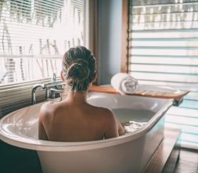 5 причин в пользу принятия ванны