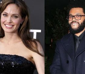 Анджелина Джоли иThe Weeknd встречаются?
